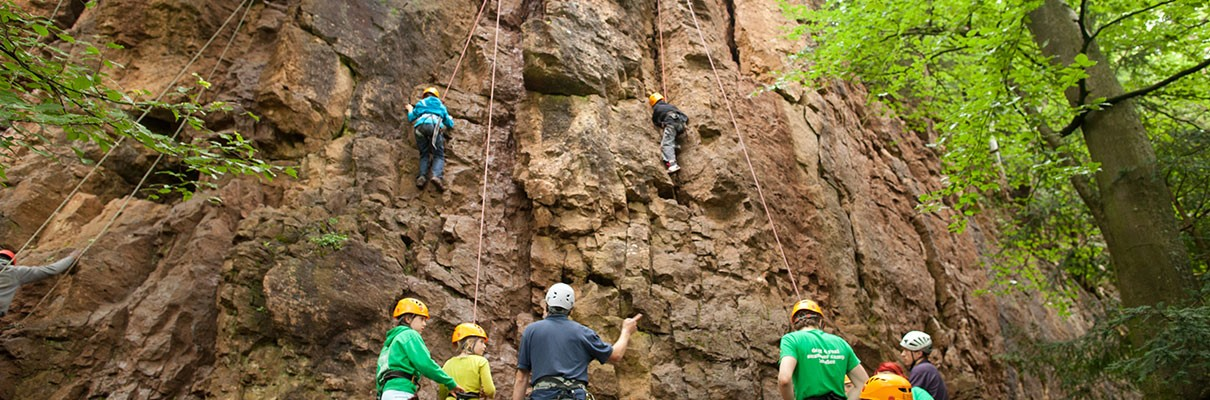 Action Adventure YHA Summer Camps