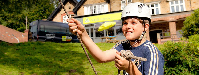 Action Adventure YHA Summer Camps at YHA Edale