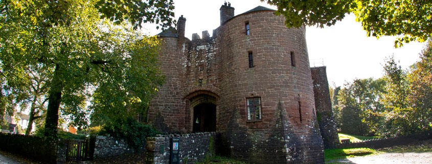 YHA Summer Camps at YHA St Briavels Castle